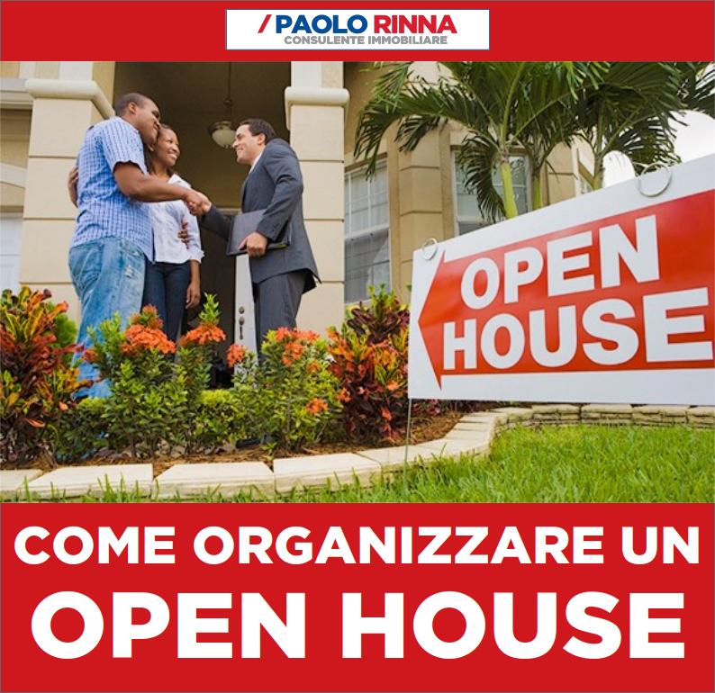 Come organizzare un Open House
